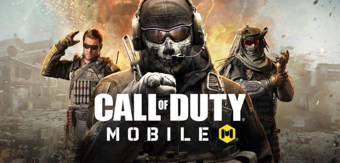 Call Of Duty Mobile - mejores Battle Royale