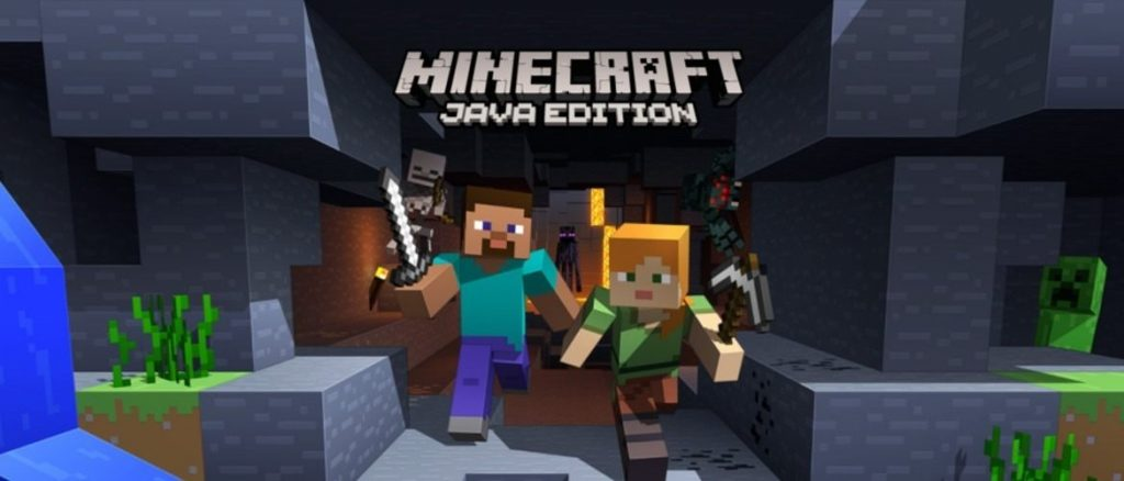 Descargar Minecraft Java Edition