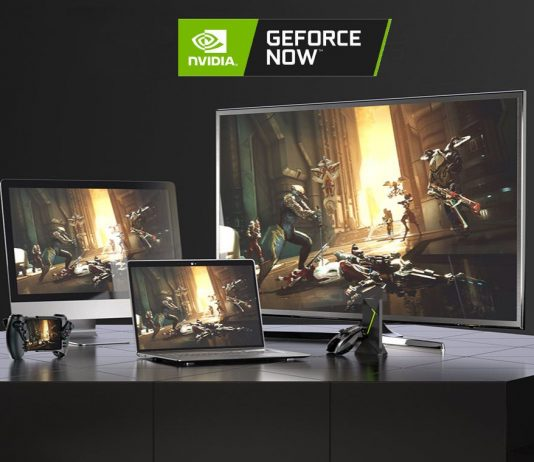 Computadoras Geforce Now