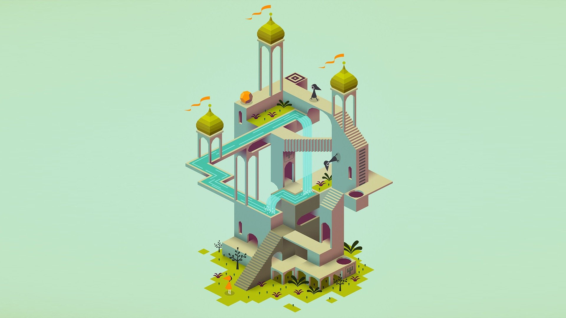 Nivel de Monument Valley