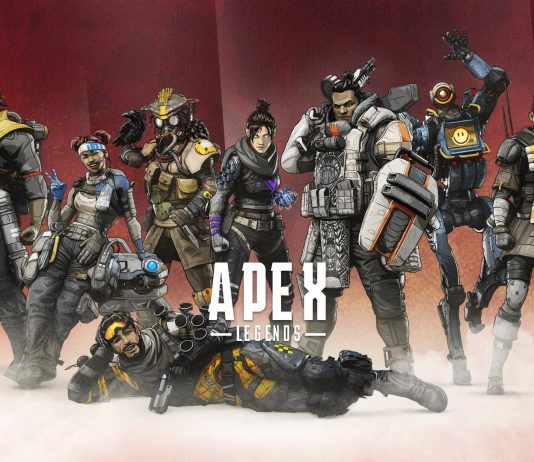 Héroes de Apex Legends