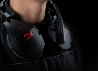 HyperX Cloud Stinger, audifonos Gaming