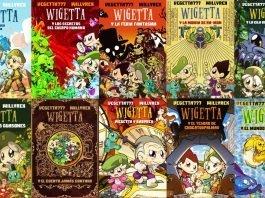 Libros de Wigetta